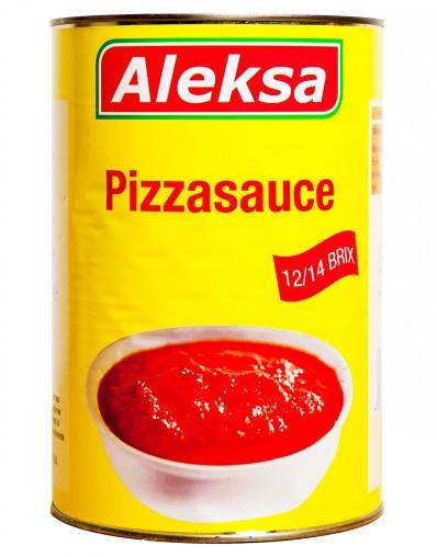 ALEKSA PIZZASZÓSZ 4250gr