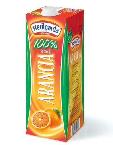 Narancslé 100%-os Sterilgarda