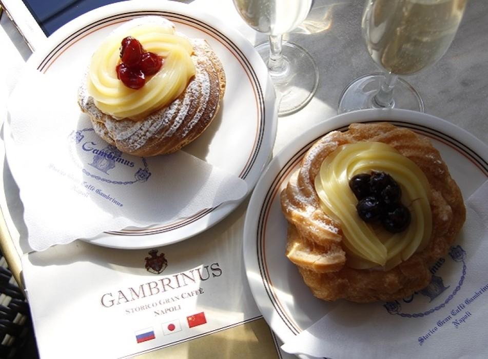 GRAN CAFFÉ GAMBRINUS