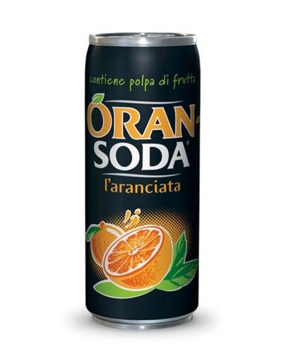 ORANSODA 24X 33CL