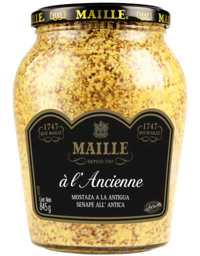 MAILLE MAGOS DIJONI MUSTÁR 800 ML