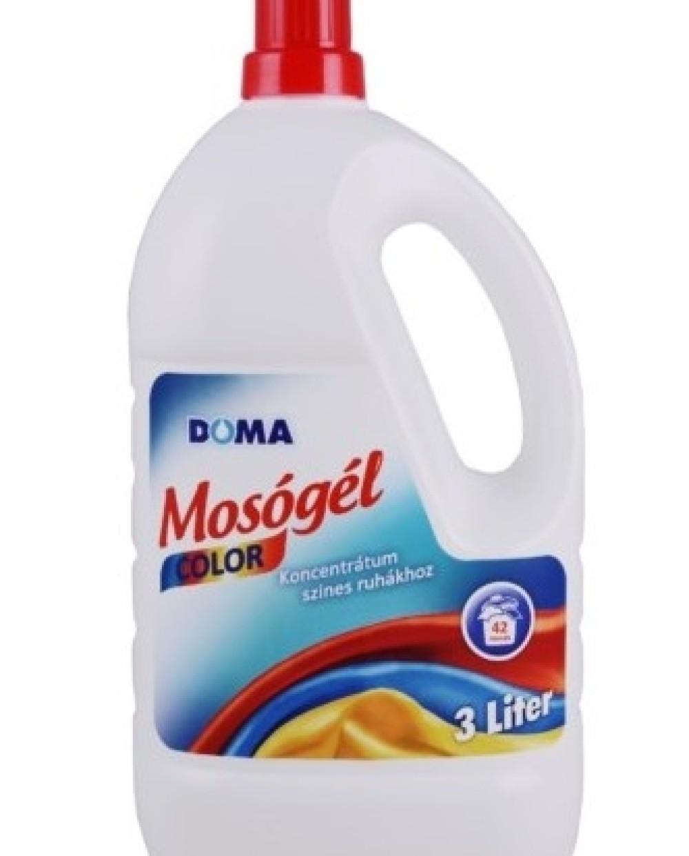 DOMA CLEAN MOSOGÉL COLOR 3L