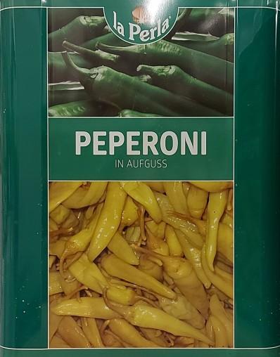 PEPPERONI csípős la Perla 15kg