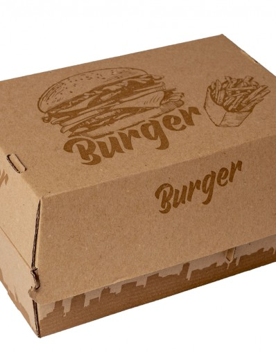 HAMBURGER BIGBOX 210mm x 130mm (50db)