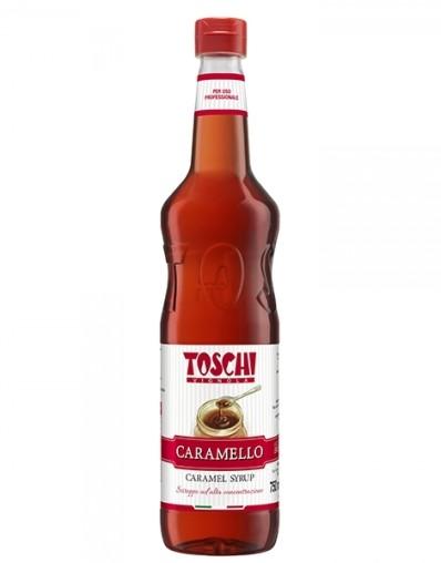 TOSCHI CARAMEL SZIRUP 750ml