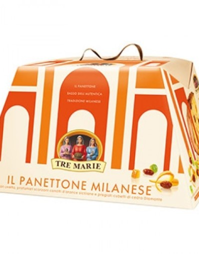 PANETTONE TRE MARIE MILANESE 1000g