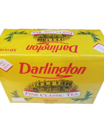 DARLINGTON FEKETE TEA 50X1,5G