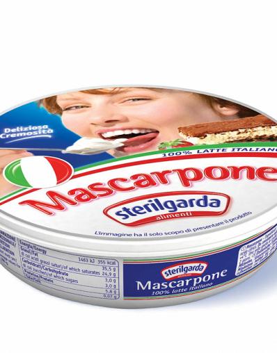 MASCARPONE STERILGARDA 250g