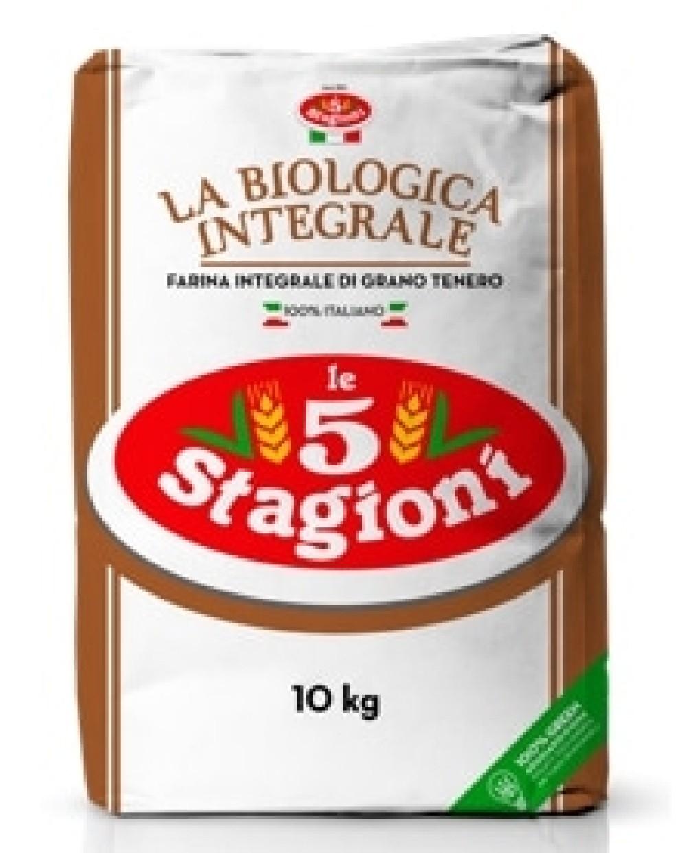 LA BIOLOGICA LE 5 STAGIONI INTEGRALE