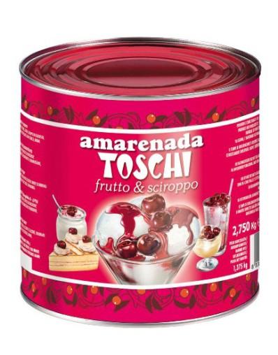 TOSCHI AMARENA FRUTTA 2750 gr