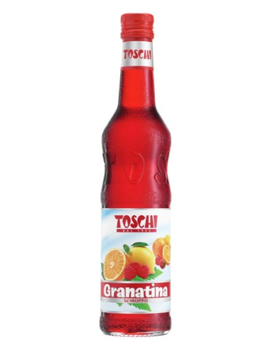 TOSCHI GRENADINE SZIRUP 0,74 KG