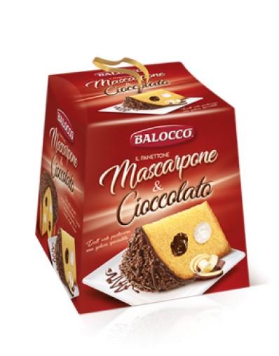 PANETTONE MASCARPONE CIOCCO 800 GR