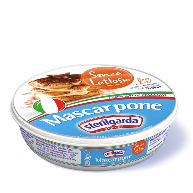 Laktózmentes Mascarpone 250 gr