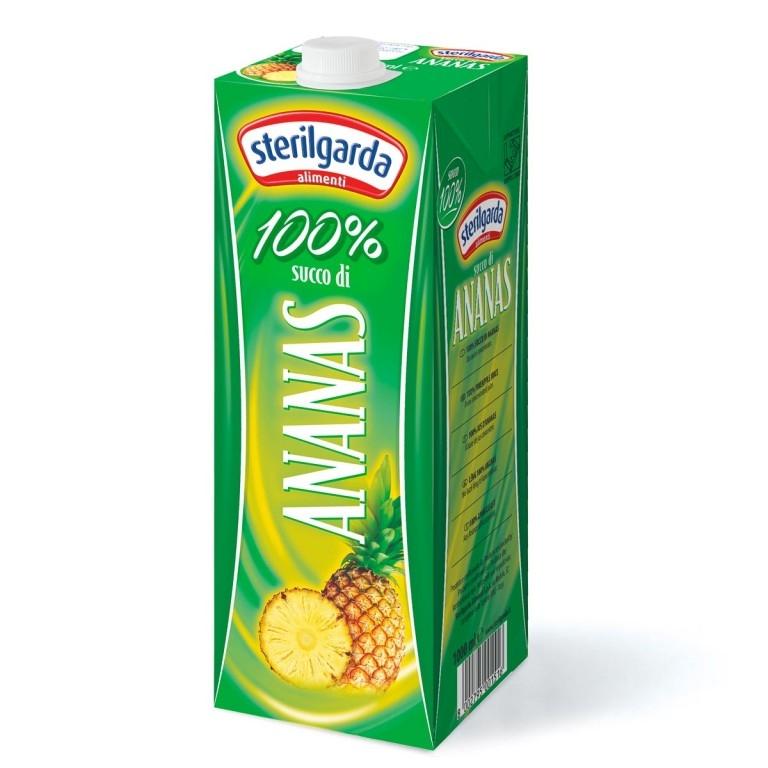 Ananászlé 100%-os Sterilgarda