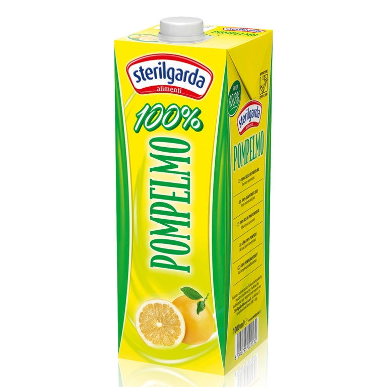 Grapefruitlé 100%