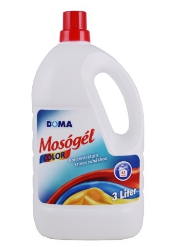 DOMA CLEAN MOSOGÉL COLOR 3L