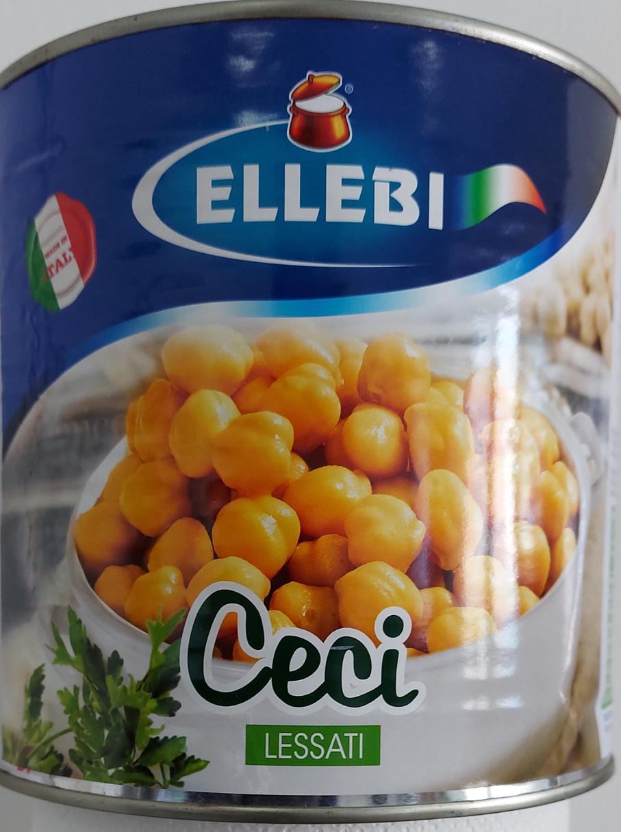 CSICSERIBORSÓ Ellebi sós lében 2500gr