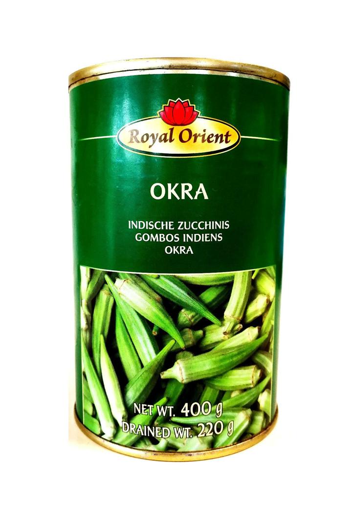 OKRA SÓS LÉBEN 400g