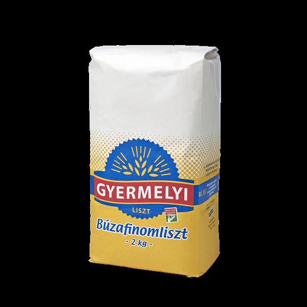 GYERMELYI BL-55 BÚZAFINOMLISZT 2KG