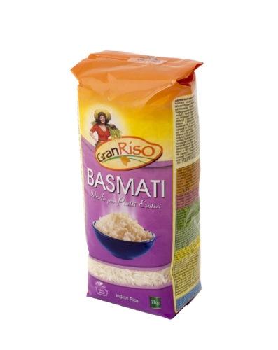 BASMATI RIZS 1KG GRAN RISO