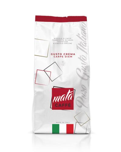 SZEMES KÁVÉ MATA CAFÉ GUSTO CREMA 1kg