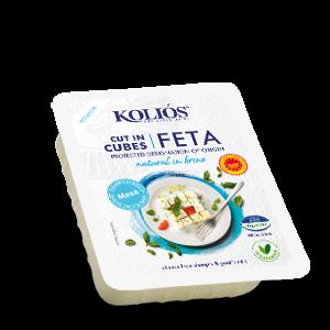 FETA GRECA KOCKÁZOTT 150g