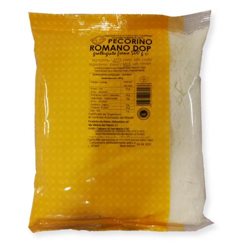 RESZELT PECORINO ROMANO 500g
