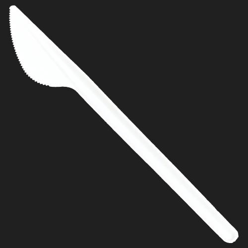 Műanyag kés (100db)