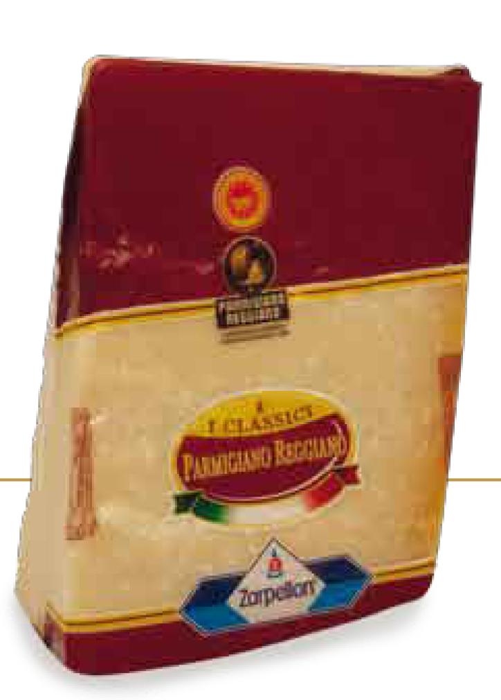 PARMEZÁN Parmigiano Reggiano 1kg
