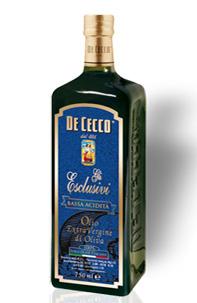 DE CECCO GLI ESCLUSIVI olívaolaj 0,75L