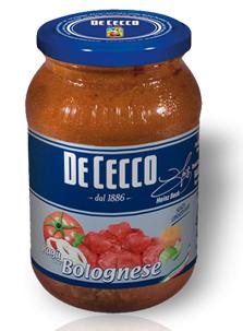 DE CECCO BOLOGNESE SZÓSZ 400g