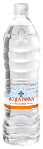 VÍZ ACQUA PANNA PET 1L X 12DB