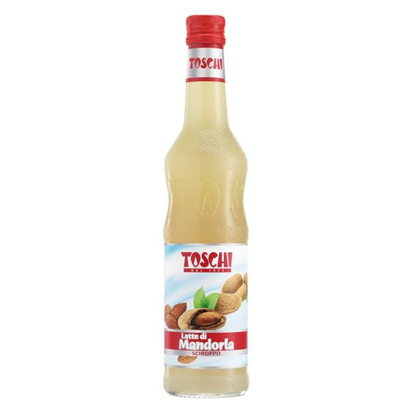 TOSCHI MANDULA SZIRUP 0,74 KG