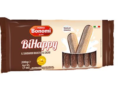 BONOMI KAKAÓS BABAPISKÓTA 200G