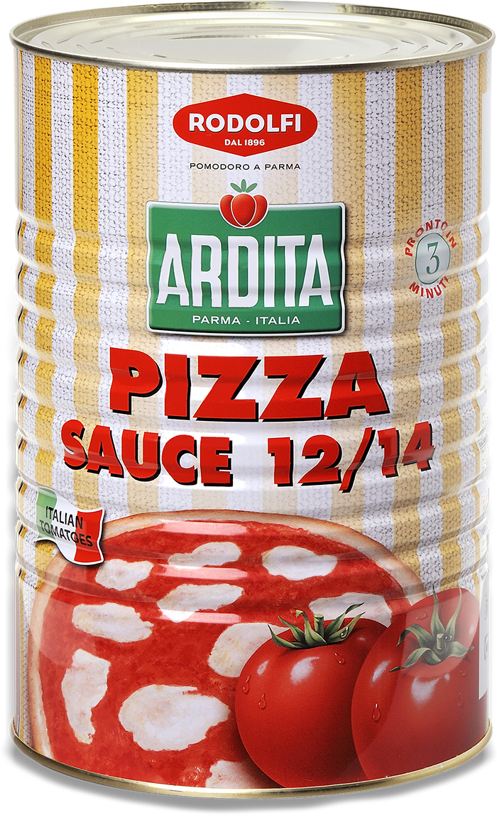 Rodolfi Pizza szósz 12/14  4250ml