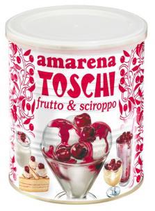 TOSCHI AMARENA FRUTTA 1000 gr