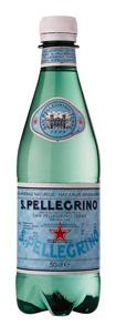 VÍZ S.PELLEGRINO PET 0,5L (70 FT/DB)