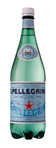 VÍZ S.PELLEGRINO PET 1L (240 FT/DB)