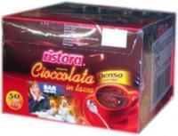 RISTORA INSTANT FORRÓ CSOKOLÁDÉ POR 50DBX25GR